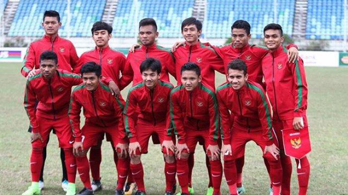 Timnas U-19 Indonesia Incar Tiket Piala Dunia U-20