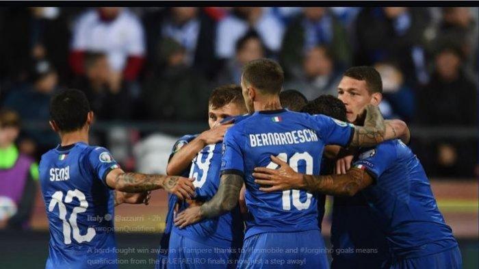 Prediksi Juara Euro 2020 (Euro 2021) dan Kenapa Italia adalah Satu di Antaranya