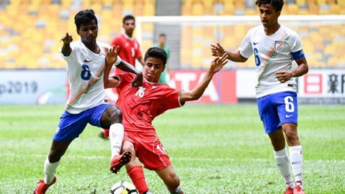 Piala Asia U-16 - Fakhri Husaini Waspada, India Sudah Tahu Cara Kalahkan Timnas U-16 Indonesia