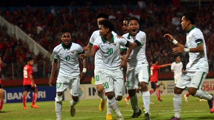 Tonton Live Streaming Final Piala AFF U-16 Timnas Indonesia Vs Thailand di Indosiar Vidio.com