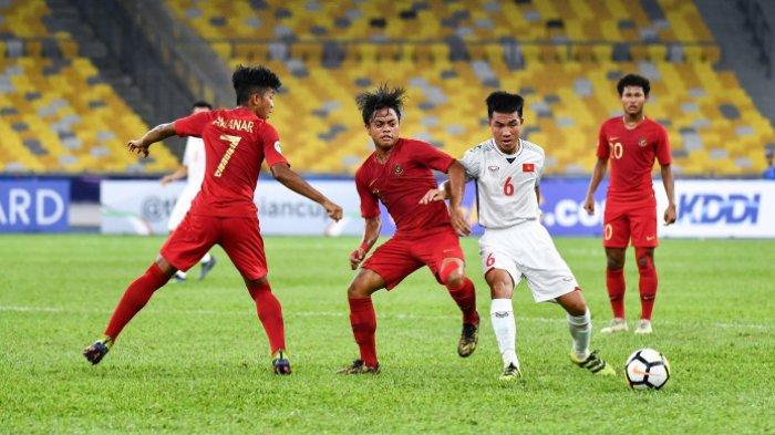 Jadwal Piala Asia U-16 Malam Ini Timnas Indonesia Vs Timnas India Waspada Penembak Jitu Lawan