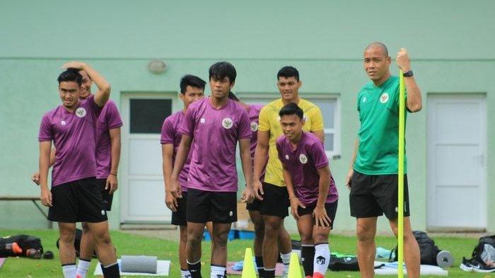 Timnas U-19 Indonesia vs Kroasia, Shin Tae-yong Targetkan Performa Tim Asuhanya Meningkat