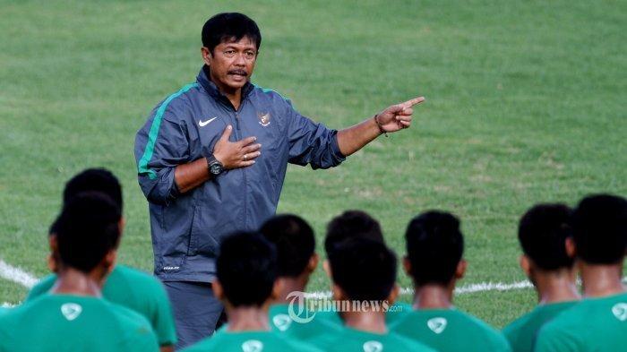 Pelatih Timnas U-19 Indonesia Indra Sjafri Incar Piala Dunia U-20