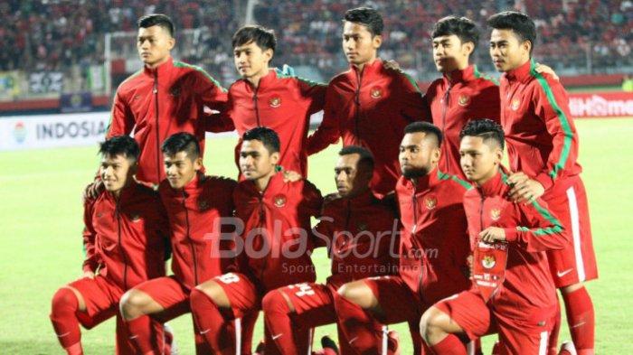 Piala AFF U-19, Live Streaming Timnas U-19 Indonesia Vs Singapura Malam Ini Pukul 19.00 WIB
