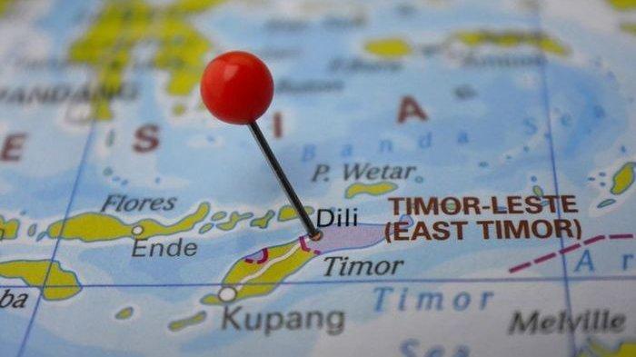Ilustrasi Timor Leste