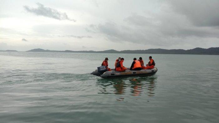 Tiga Hari Pencairan Kambia di Perairan Tanjung Sangkar Belum Membuahkan Hasil