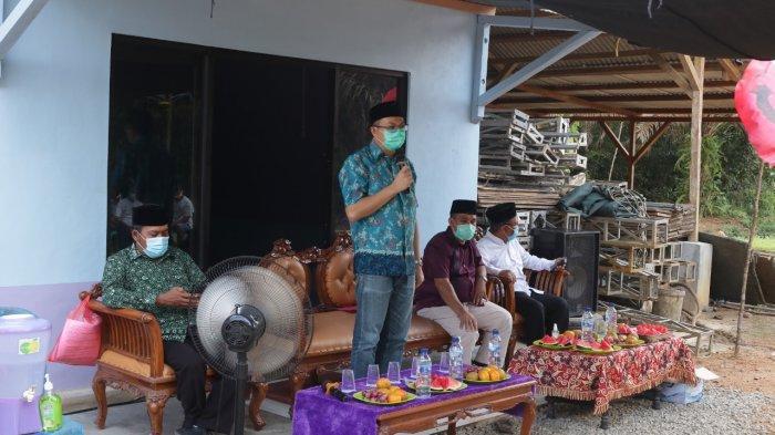 Tingkatkan Harga Karet, Markus Jajaki Pabrik Ban Bangun Pabrik di Bangka Barat
