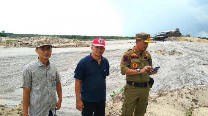 Pol PP Babel Bakal Turunkan Tim Khusus dan Panggil Pihak Perusahaan Tambang Pasir Kuarsa di Kubu