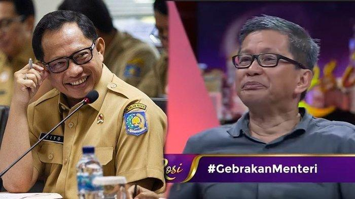 Rocky Gerung Geram Tito Karnavian yang Sebut Jakarta Kayak Kampung di Depan Anies: Itu Menghina NKRI