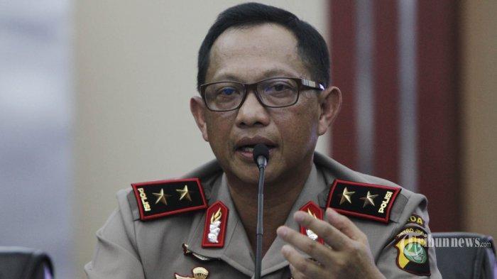 Tito Pernah Tolak Diusulkan Jadi Kapolri