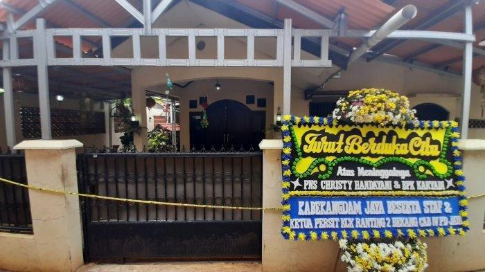 Pasutri Tewas di Bekasi, Istri Dibekap Pakai Bantal, Suami Tewas Diduga Serangan Jantung