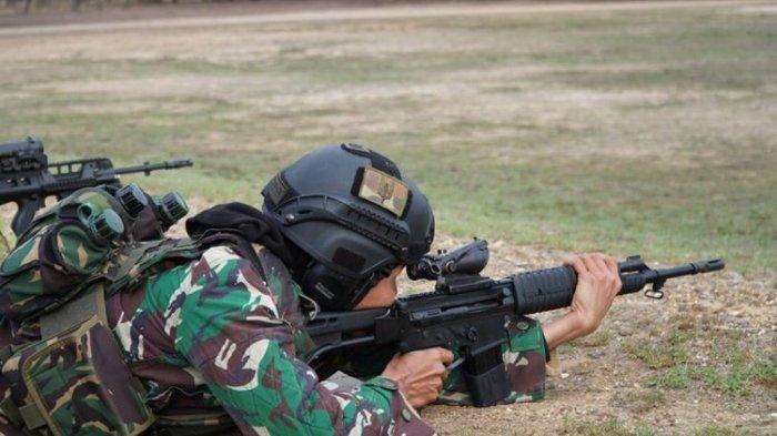 Satu Peluru Kena Dua Sasaran, Dua Sniper TNI AD Juara Menembak di Australia Kalahkan Sejumlah Negara