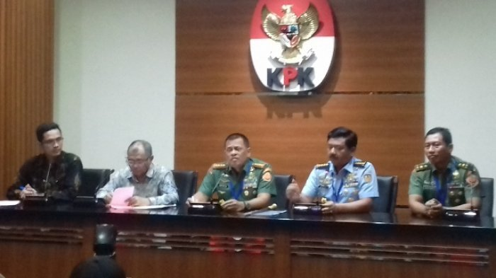 Puspom TNI dan KPK Tetapkan Tiga Tersangka Korupsi Helikopter Rugikan Negara Rp 220 Miliar