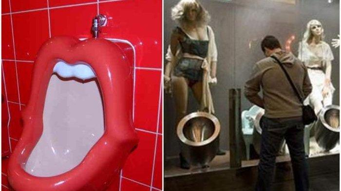Merinding, Ini 10 Penampakan Toilet Aneh di Dunia