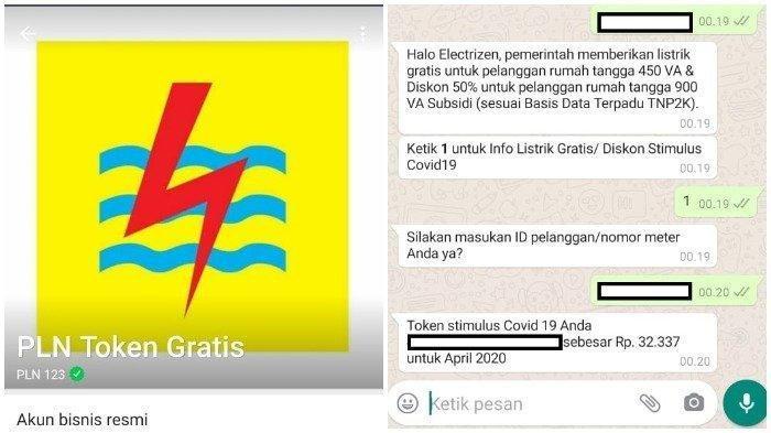 Cara Mendapatkan Token Listrik Gratis dari PLN Akses www.pln.co.id atau Chat WA 08122123123