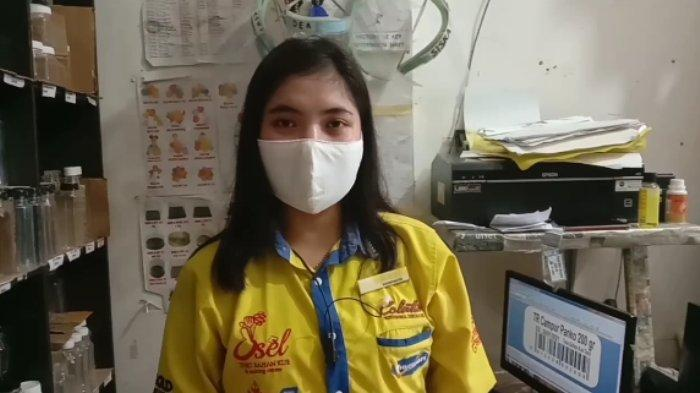 Jelang Lebaran Antisipasi Pembeli Ramai Saat Pandemi Corona, Marketing Osel Terapkan Strategi Ini