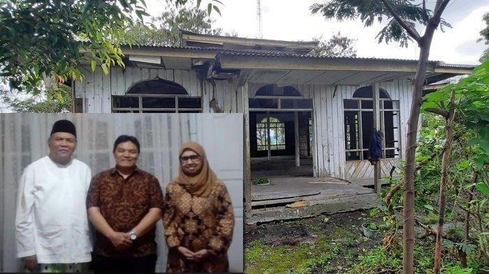 Kisah Masjid Jokowi 1987 di Bener Meriah yang tak Terurus, Hj Charium: Jokowi yang Mendesain Sendiri