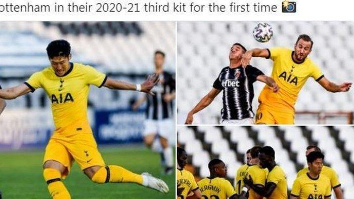 Tim Mourinho Bungkam Plovdiv, Kemenangan Tottenham Dicetak Dalam Waktu Sekejap di Akhir Laga