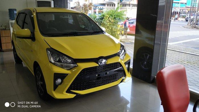 Fitur Baru, Toyota Agya Naik Kelas di Pasaran