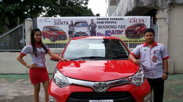 Baru Muncul, Inden Toyota Calya Sudah 8 Unit