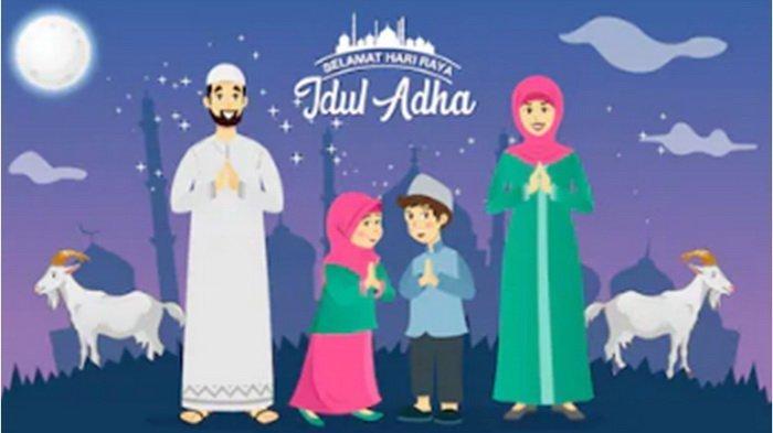 Kumpulan Ucapan Selamat Hari Raya Idul Adha 2018 untuk Sahabat, Teman dan Keluarga