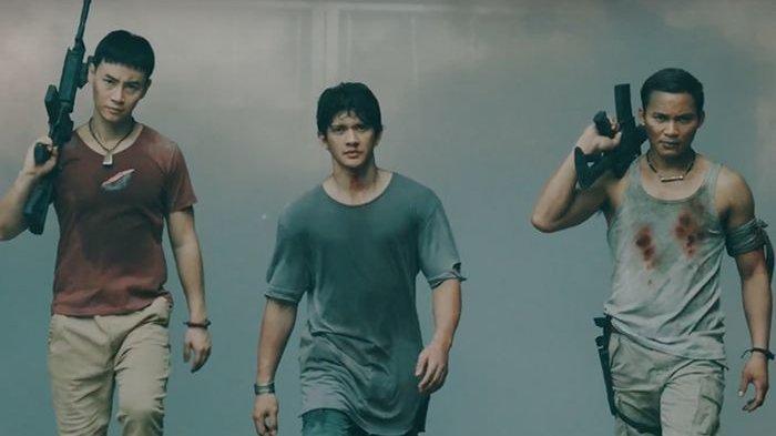 Triple Threat, Film Teranyar Iko Uwais Bareng Tiger Hu Chen dan Tony Jaa,  Ini Trailernya - Bangka Pos