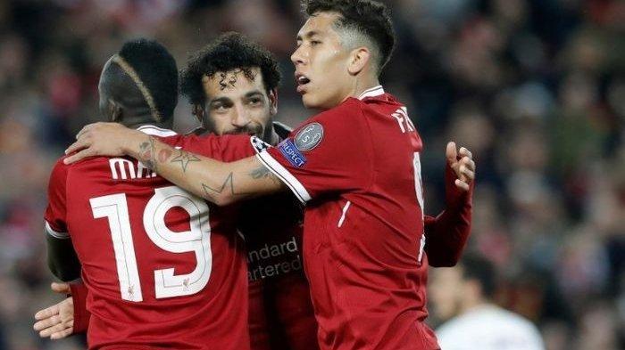 Graeme Souness Puji keistimewaan Trio Lini Depan Liverpool, Mo Salah, Roberto Firmino dan Sadio Mane