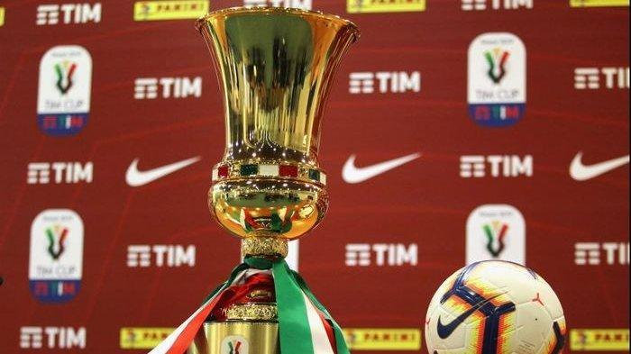 Hasil Undian Coppa Italia - Juventus Bisa Mulus ke Semifinal Hingga Potensi Derbi Milan