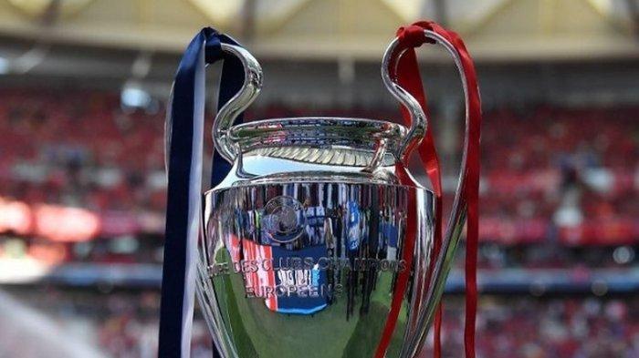 Jadwal 16 Besar Liga Champions Manchester City vs Real Madrid, Barcelona vs Napoli Live SCTV