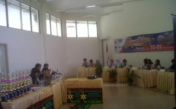 TSM Gelar Kompetisi Ekonomi dan Akuntansi Se-Pulau Bangka
