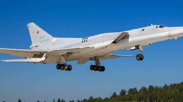 Bikin AS Ketar Ketir, Rusia Luncurkan Pesawat Penghancur Kapal Induk Paling Mutakhir