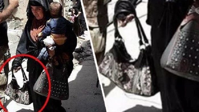 Bayi Dalam Gendongan Dijadikan Tumbal Pengantin Jihad