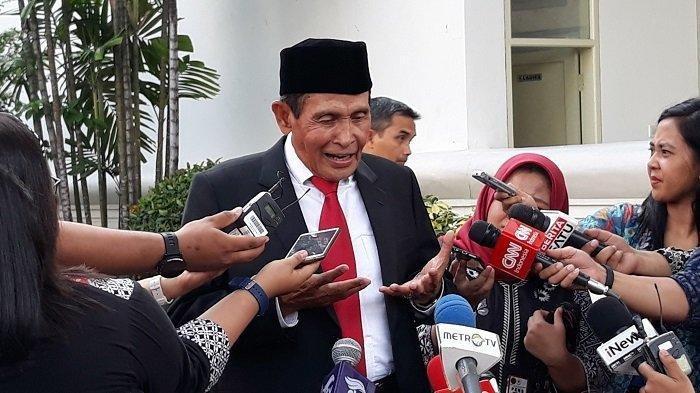 Ketua Dewan Pengawas KPK atau Dewas KPK Tumpak Hatorangan Panggabean