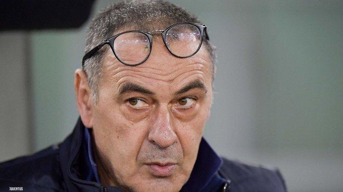 60 Persen Suporter Bilang Setuju Jika Maurizio Sarri Dipecat Juventus