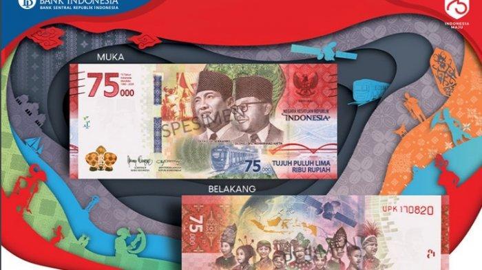 Viral Penjual Sate Tolak Uang Rp 75 Ribu, Dianggap Uang Mainan, Apakah Bisa Digunakan Transaksi?