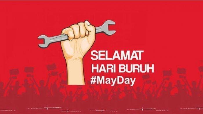 Hari Buruh, Kadisnaker Bangka Belitung Ajak Tingkatkan Kerja Sama dan Evaluasi