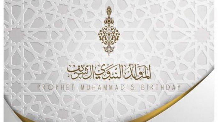 Ucapan Selamat Maulid Nabi Muhammad SAW Dalam Bahasa Inggris