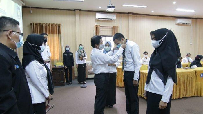 Wujudkan Profesionalitas dan Kompetensi, 40 ASN Pemprov Babel Ikuti Diklat Penyusunan Anjab dan ABK