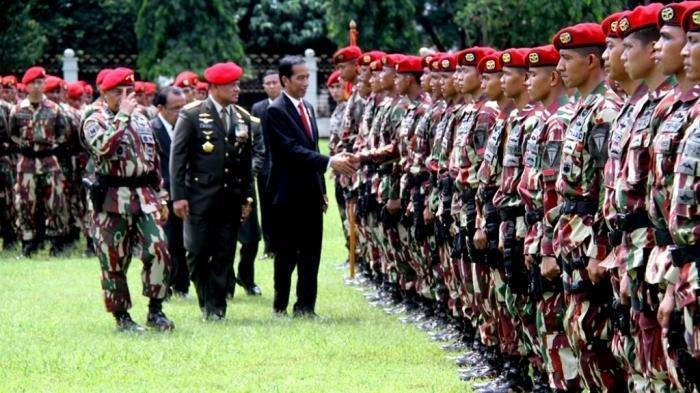 UJIAN Berat Seleksi Anggota Kopassus TNI AD hingga Punya Kemampuan di Atas Rata-rata