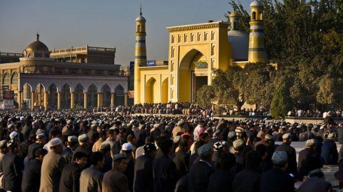 Fakta Kekejaman China ke Muslim di Uighur, 8.500 Masjid Dihancurkan, Gereja dan Kuil Tak Dirusak