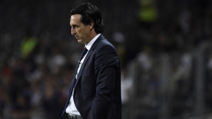 Unai Emery Kecewa Wasit Lebih Menguntungkan Barcelona