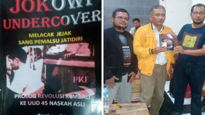 Bedah Buku Jokowi Undercover Bareskrim Temukan Hasil yang Mengejutkan