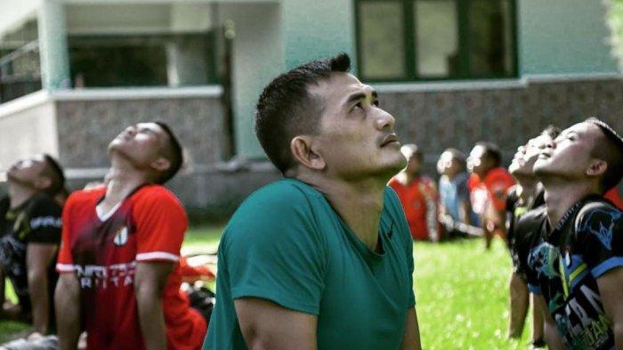 Intip Gaya Macho Sulaiman Hardiman Terbaru, Netizen: Makin Jantan dengan Kaos Gym