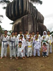 Utipro Basel Dapat Tujuh Emas Pada Kejuaraan Open Taekwondo