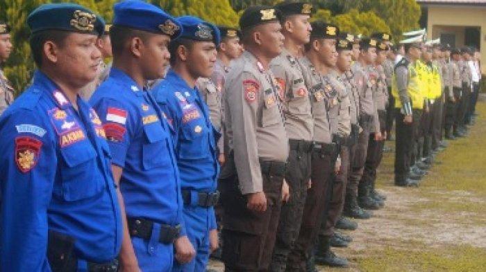 Kapolres Bangka Tengah Beri Atensi Terkait Dua Agenda Besar
