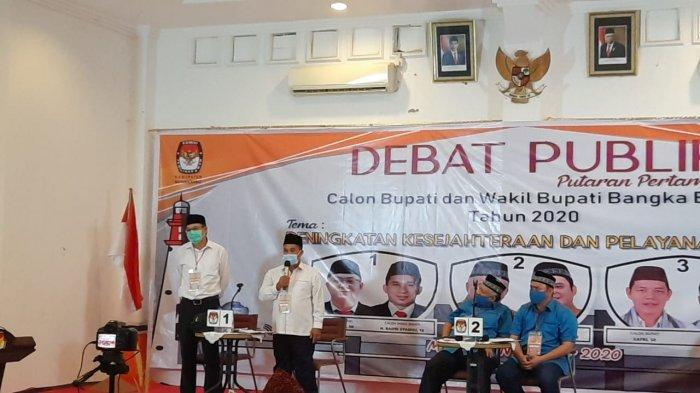 Usai Debat Pilkada, H Badri Syamsu: Semakin Meyakinkan Masyarakat untuk Menentukan Pilihan