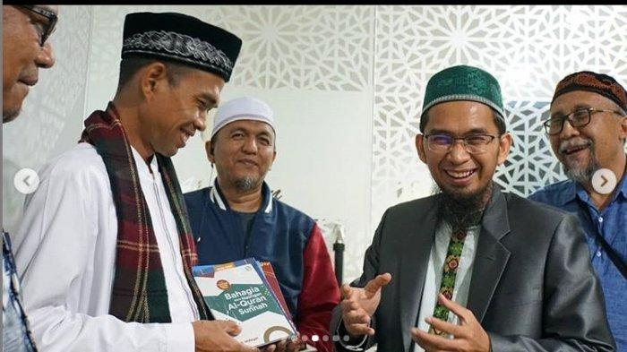 Segini Tarif Mengundang Ustadz Adi Hidayat, Bandingan ...