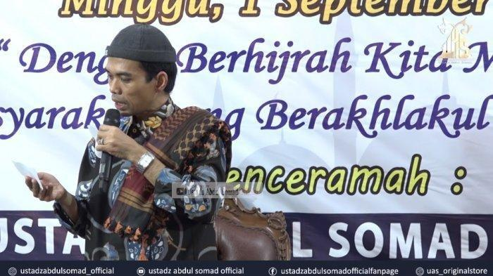 Ustaz Abdul Somad Ingatkan Calon Pengantin Soal Foto Prewedding, Belum Akad Kayak Udah Nikah 3 Tahun