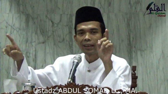 Sosok Calon Istri Ustaz Abdul Somad Berusia 19 Tahun ...