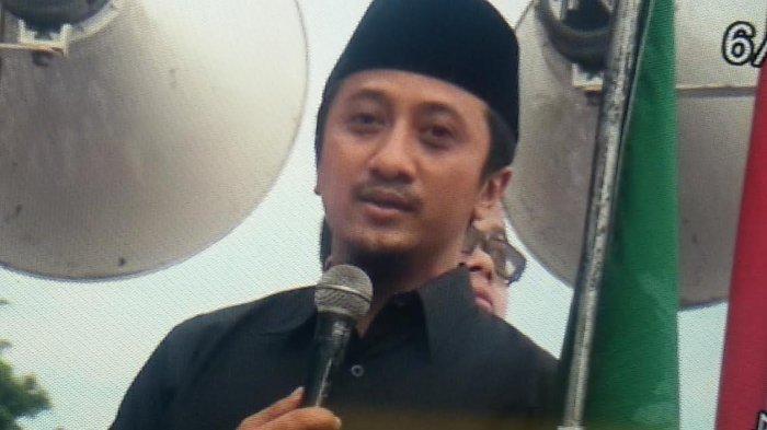 Ustaz Yusuf Mansur Angkat Bicara Soal Sukmawati, Sebut Sudah Offside, Umat Islam Agar Tahan Emosi